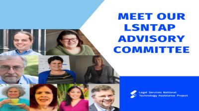 Meet the LSNTAP Advisory Committee