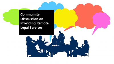Remote Work & Remote Legal Services Small Group Q&A