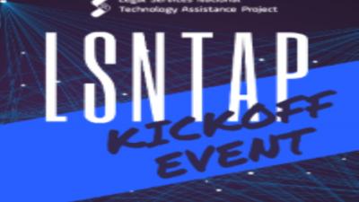 LSNTAP Kickoff Event