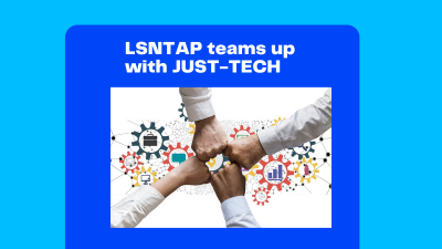 Partnership with Just-Tech