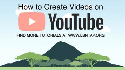 How to Create Youtube Videos