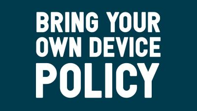 Bring your Own Device Policy