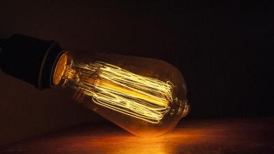 Light Bulb old style