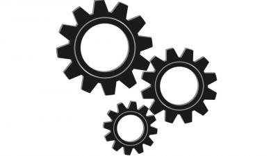 Image of three gears