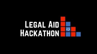 Legal Aid Hackathon 2019 Logo