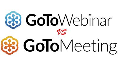 When Do I Use GoToMeeting versus GoToWebinar?