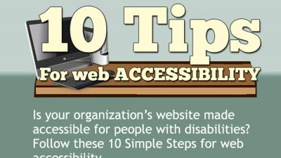 10 Tips for Web Accessibility